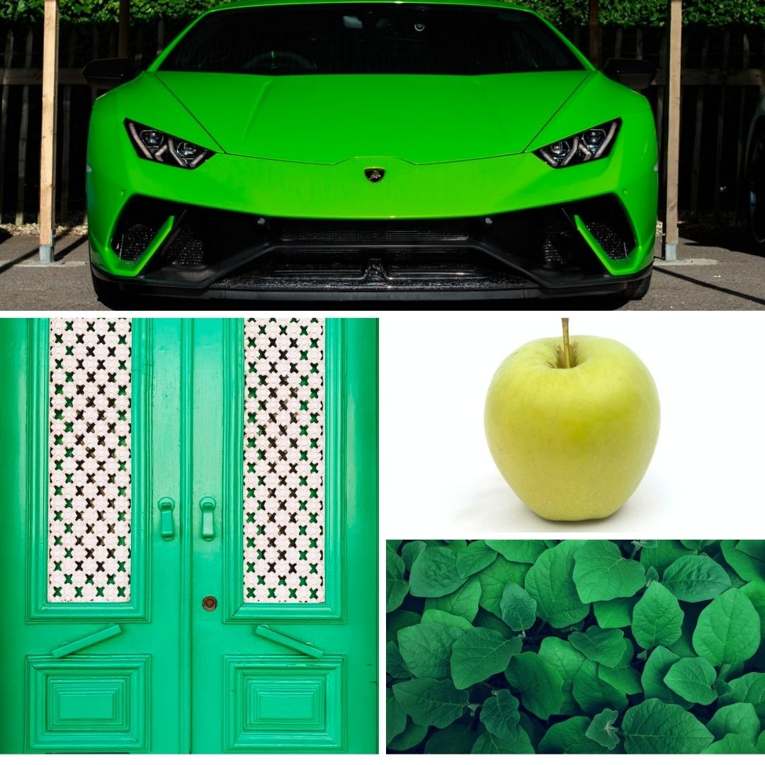 Green Images