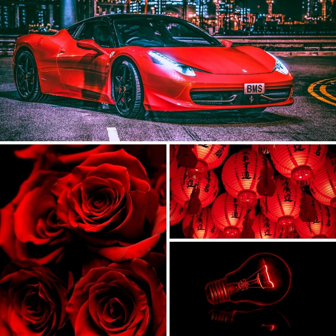 red images